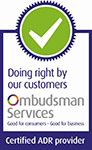 Ombudsman Services - Doing right by our customers